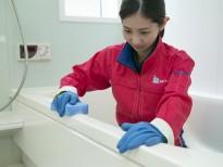 浴室クリーニング/浴室配管
